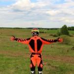 Test ubran Fox 180 Race 5