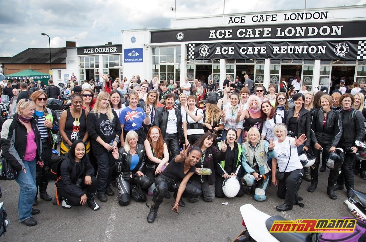 Kobiety w Ace Cafe (2)
