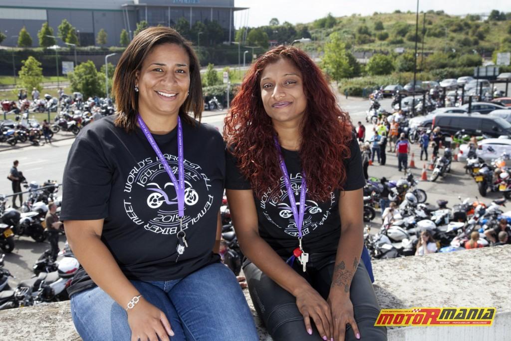 Sherrie Wolf i Nimisha Patel - fot visordown_com