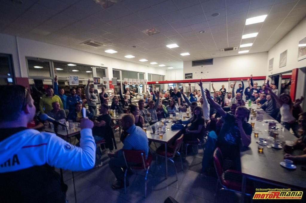 Wrzesien 2015 - track day z motormania na slovakiaring (14)