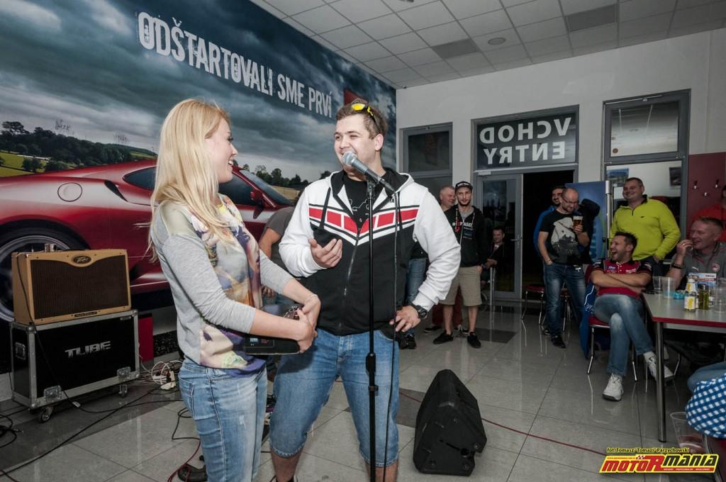 Wrzesien 2015 - track day z motormania na slovakiaring (15)