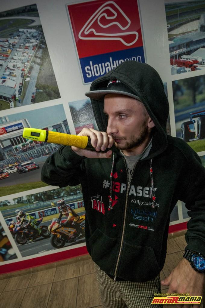 Wrzesien 2015 - track day z motormania na slovakiaring (9)