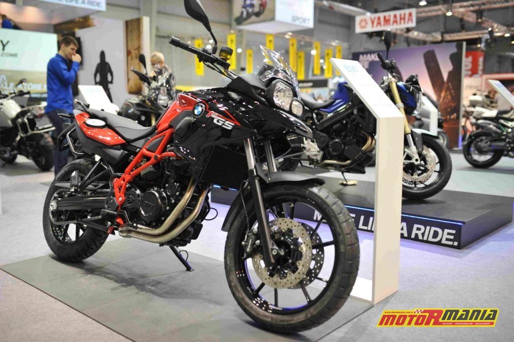 Moto Expo Polska - czyli wcześniej wystawa motocykli i skuterów 2015 (1)