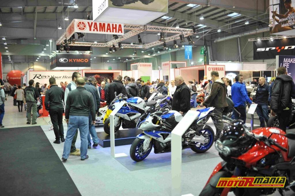 Moto Expo Polska - czyli wcześniej wystawa motocykli i skuterów 2015 (15)