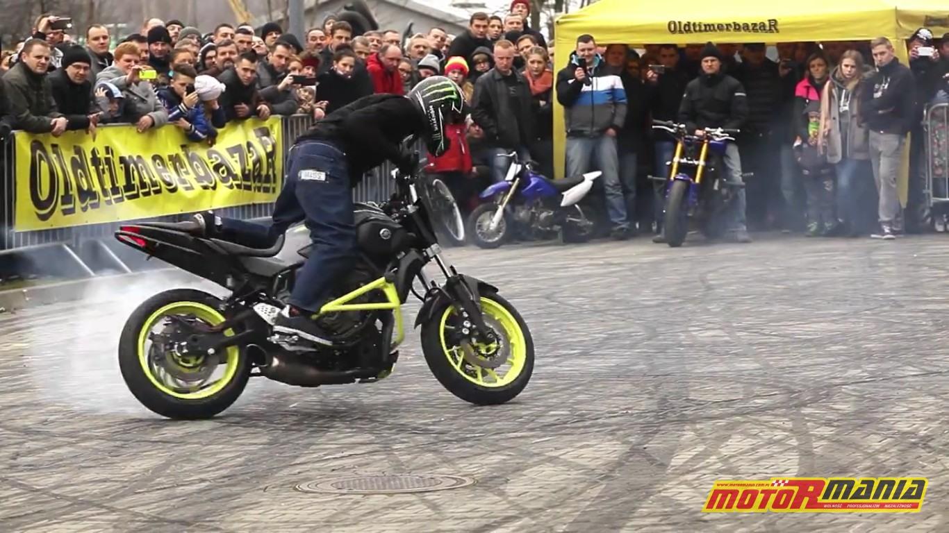 2016 Fz 07 >> Stunter13 i jego Yamaha MT-07 w akcji!