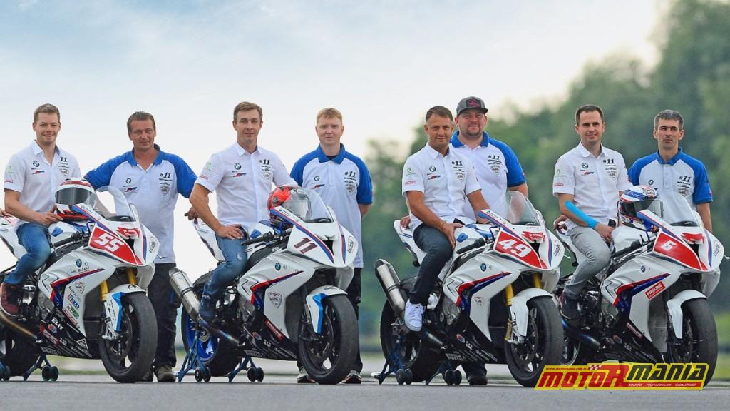 BMW Sikora Motorsport w niemieckich IDM (1)