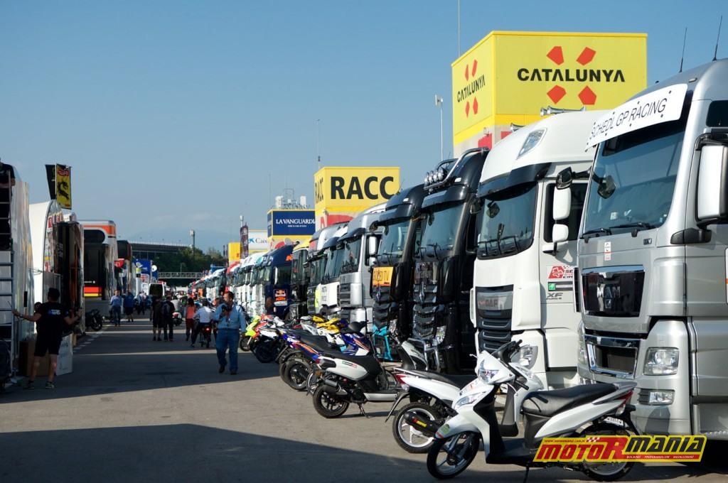 Czwartek na GP Katalonii 2016 (16) - fot Waldemar Walerczuk Photosportagency_com