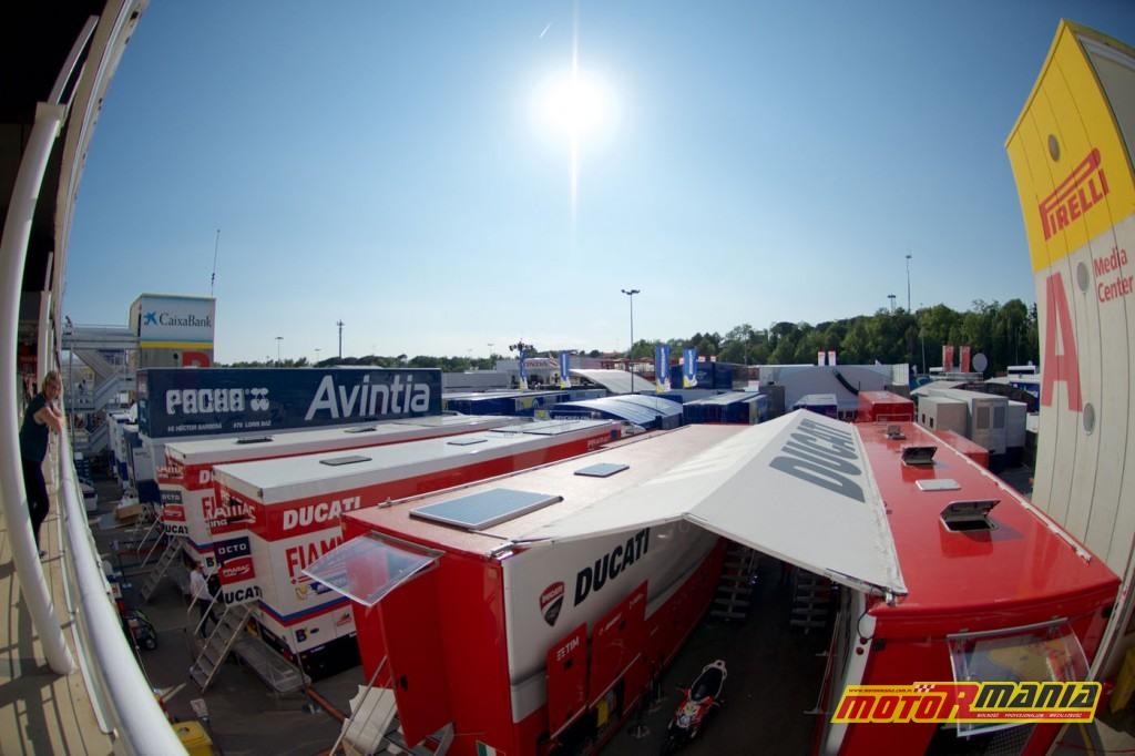 Czwartek na GP Katalonii 2016 (22) - fot Waldemar Walerczuk Photosportagency_com