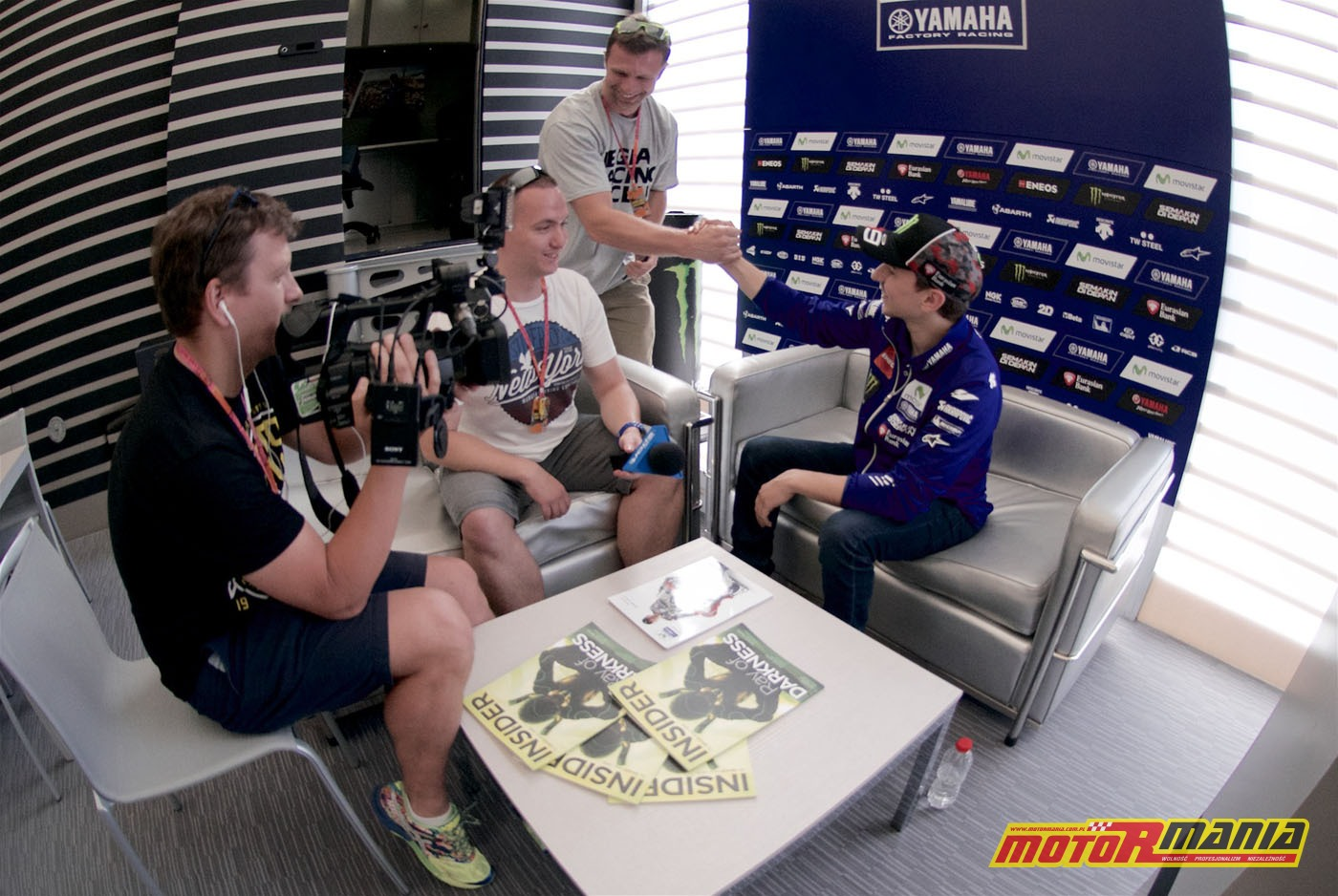 Czwartek na GP Katalonii 2016 (5) - fot Waldemar Walerczuk Photosportagency_com