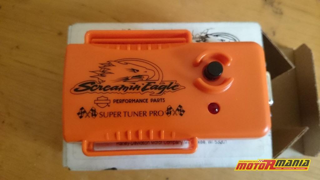 HD Screamin Eagle Pro Super Tuner