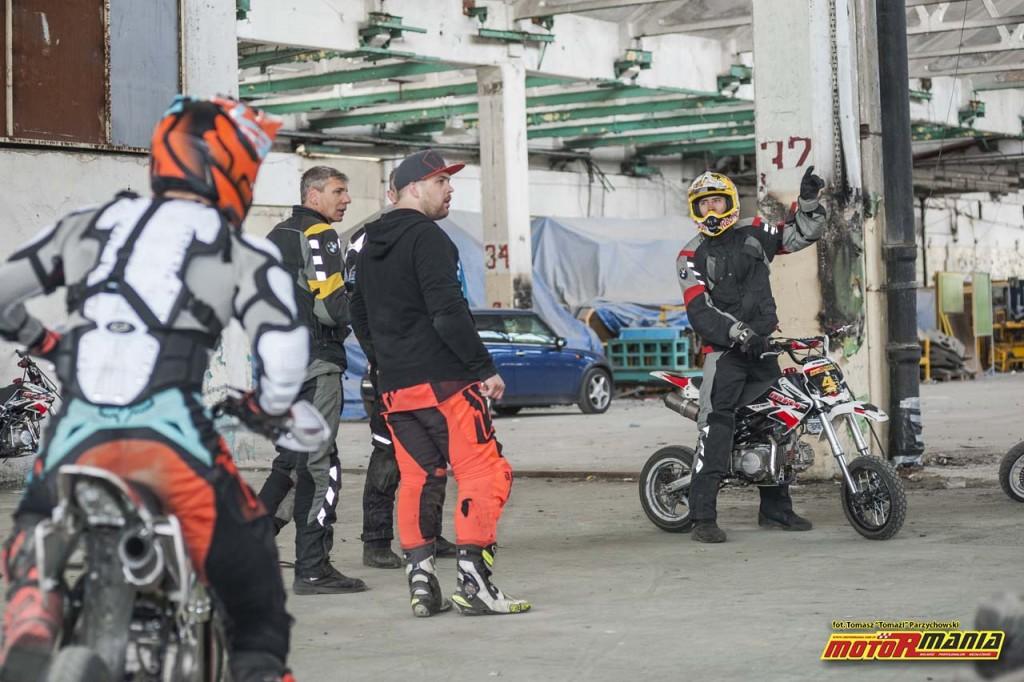 Slajd Zone treningi motormania pitbike slide szkolenie (3)