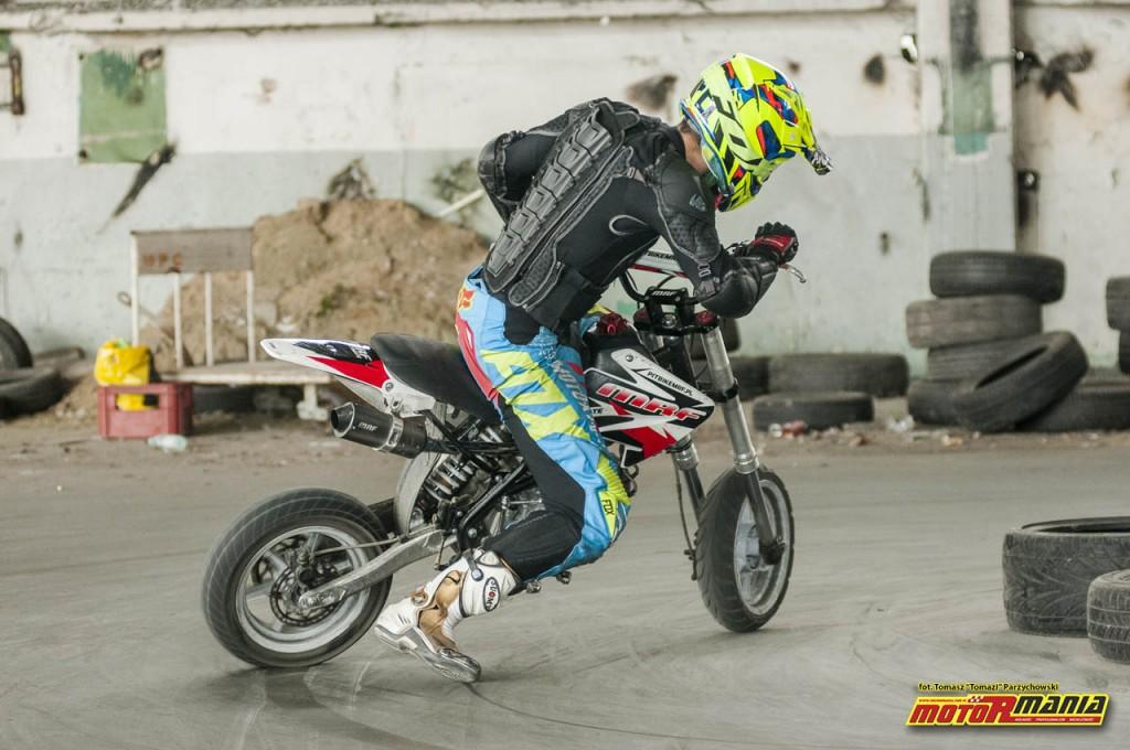 Slajd Zone treningi motormania pitbike slide szkolenie (8)
