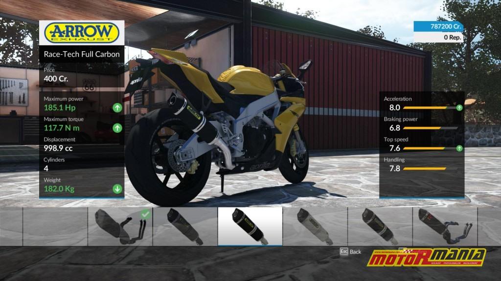 Ride gra motocyklowa (2) - fot steam