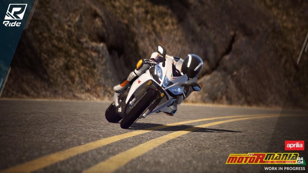 Ride gra motocyklowa (3) - fot steam