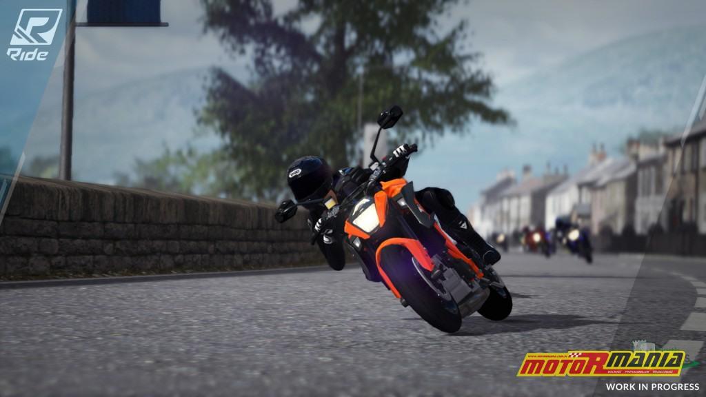 Ride gra motocyklowa (5) - fot steam