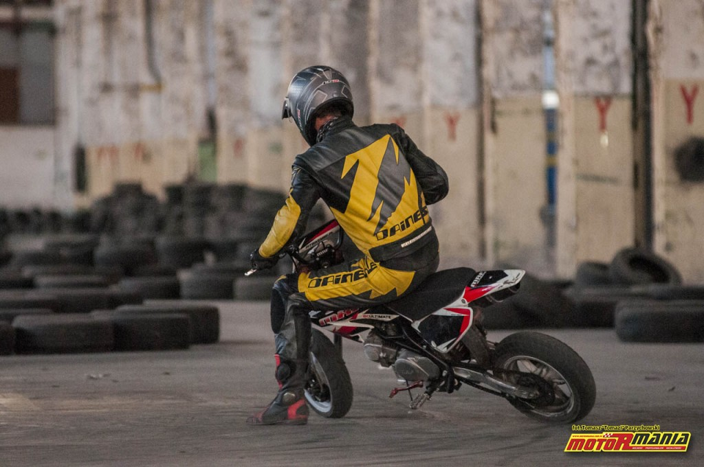 Trening MotoRmania Slajd Zone pitbike listopad 2016 (10)