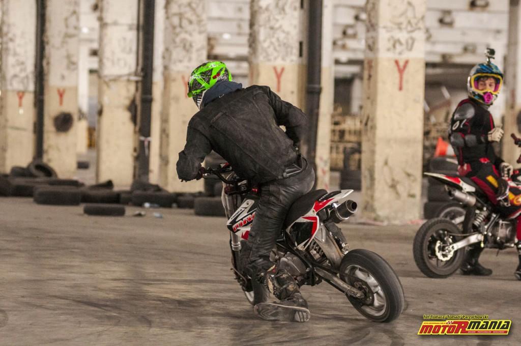 Trening MotoRmania Slajd Zone pitbike listopad 2016 (14)