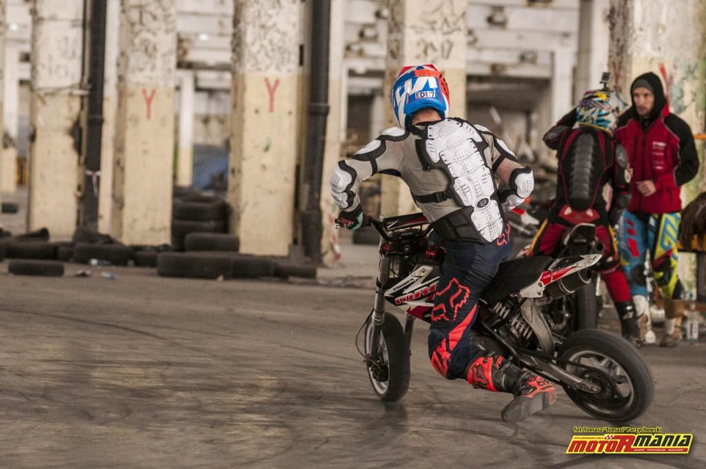 Trening MotoRmania Slajd Zone pitbike listopad 2016 (15)