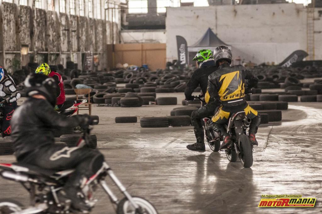 Trening MotoRmania Slajd Zone pitbike listopad 2016 (17)