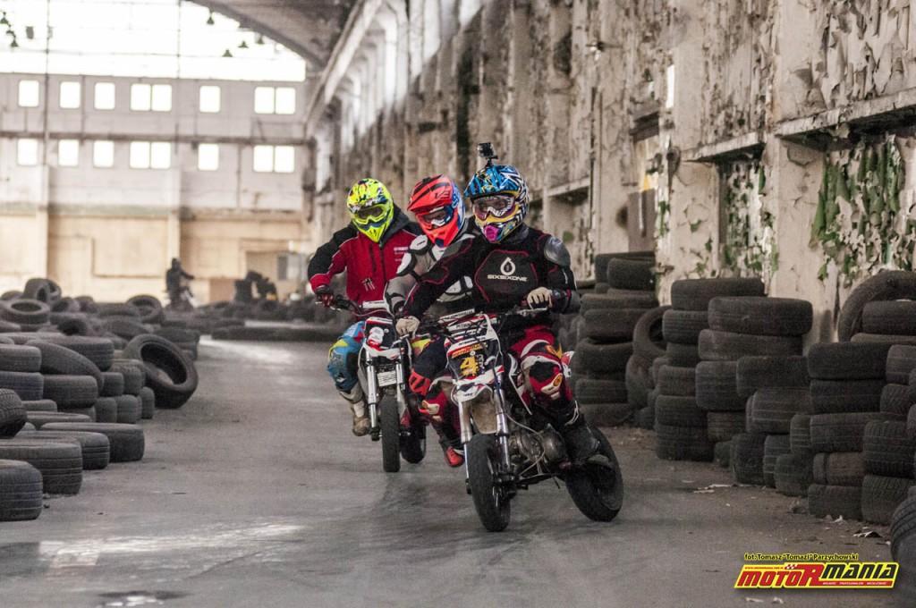 Trening MotoRmania Slajd Zone pitbike listopad 2016 (19)