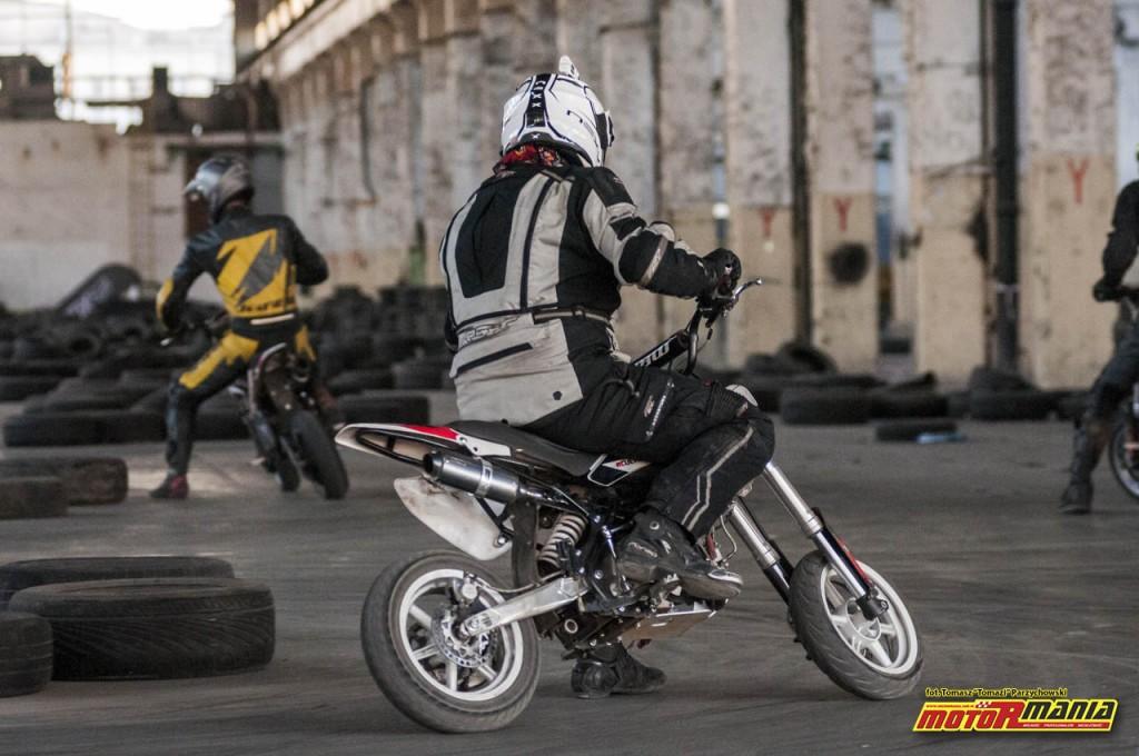 Trening MotoRmania Slajd Zone pitbike listopad 2016 (7)