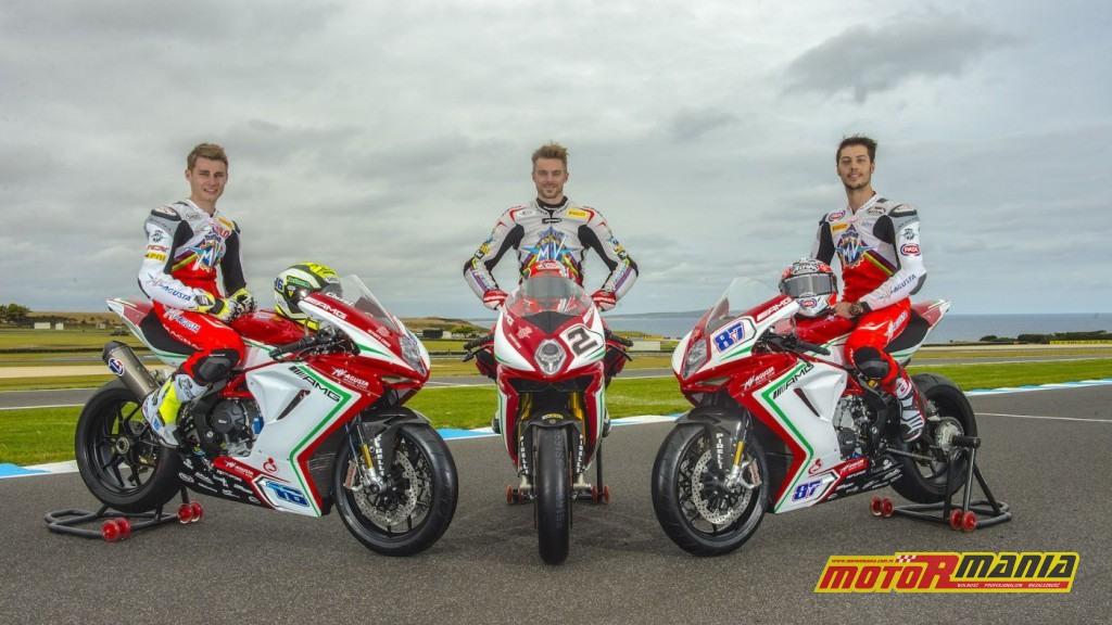MV Reparto Corse Riders