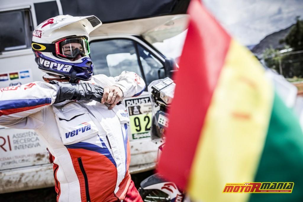 Adam Tomiczek Dakar 17 etap 06 i rest day (2)