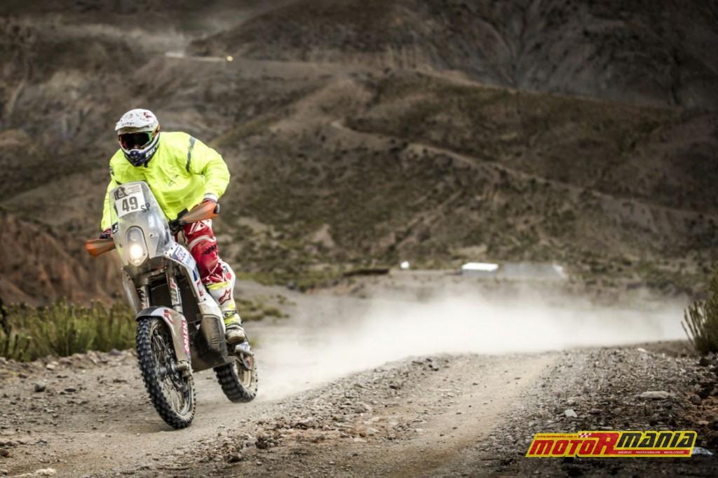 Adam Tomiczek Dakar 17 etap 06 i rest day (3)