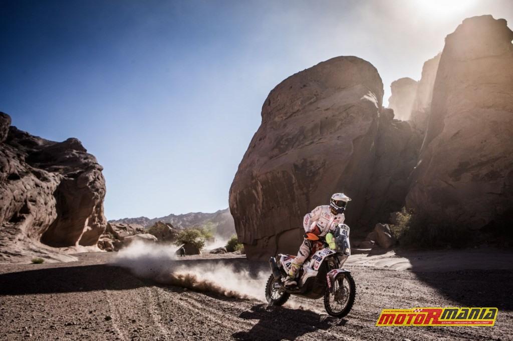 Adam Tomiczek Dakar 17 etap 10 (1)