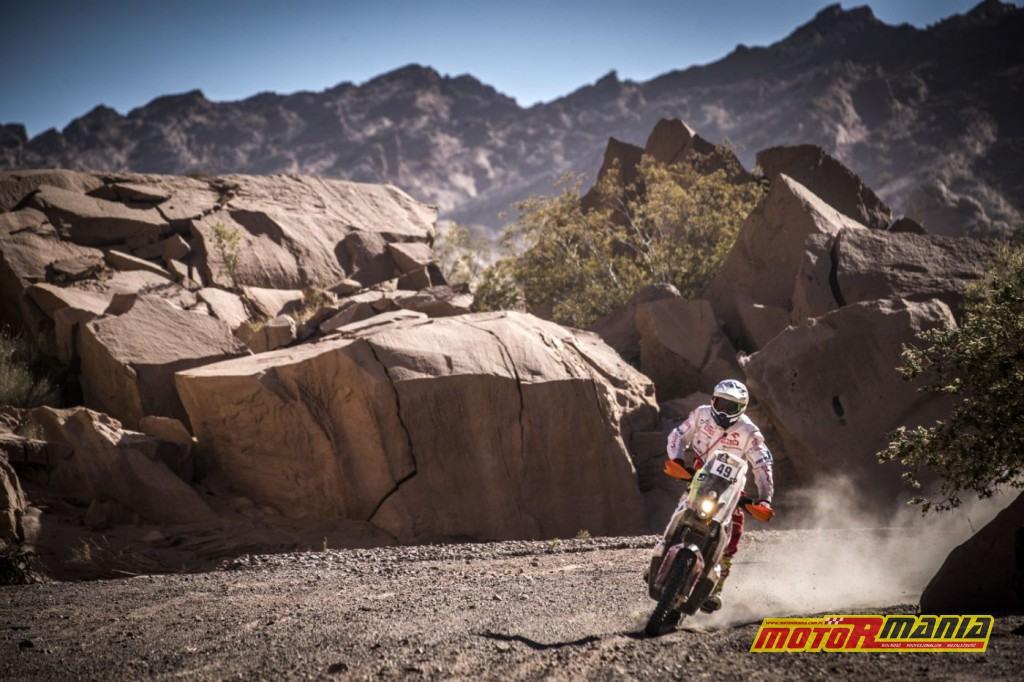 Adam Tomiczek Dakar 17 etap 10 (3)