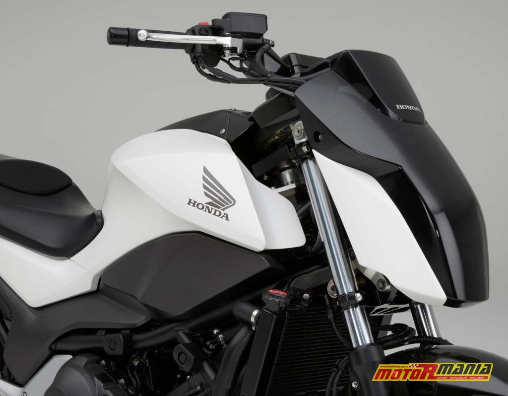 Honda Riding Assist motocykl samobalansujący (2)