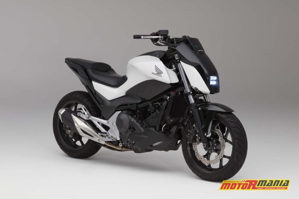 Honda Riding Assist motocykl samobalansujący (3)