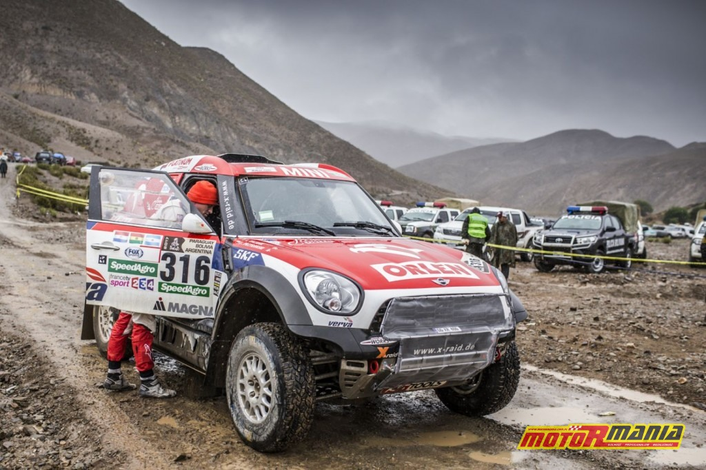 Kuba Przygonski Dakar 17 etap 06 i rest day (2)