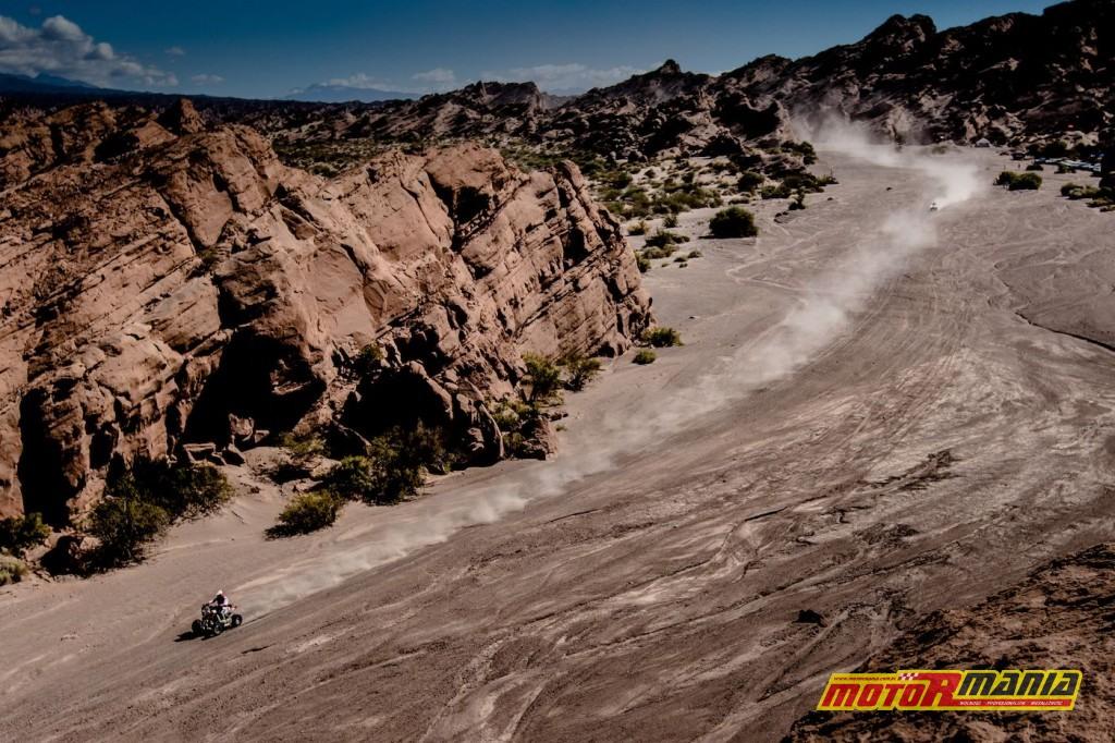 Rafal Sonik Dakar 17 etap 10