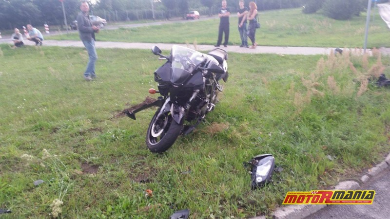 po wypadku Suzuki SV650 2008 ZPL 50KR (2)