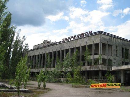 (18) Czarnobyl Tour 2016 na Hayabusie