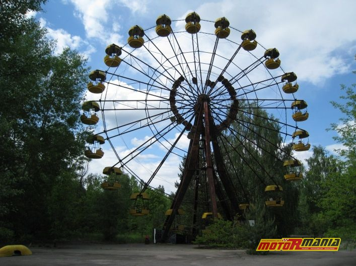 (20) Czarnobyl Tour 2016 na Hayabusie