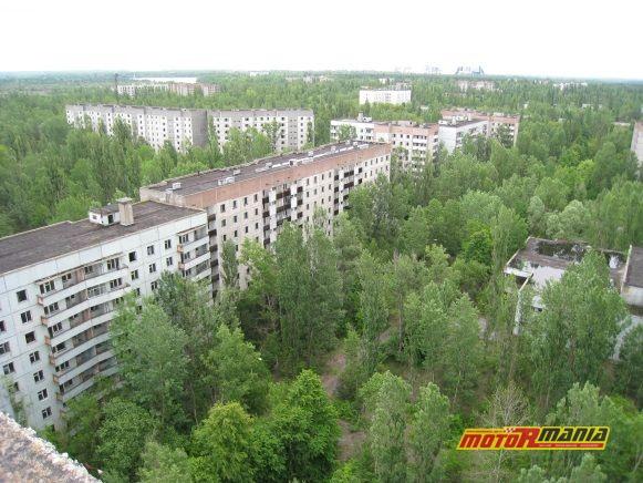 (23) Czarnobyl Tour 2016 na Hayabusie