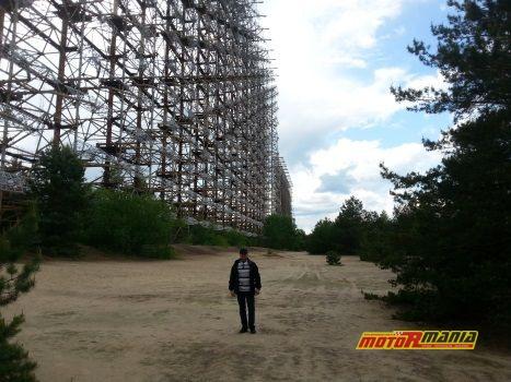 (26) Czarnobyl Tour 2016 na Hayabusie