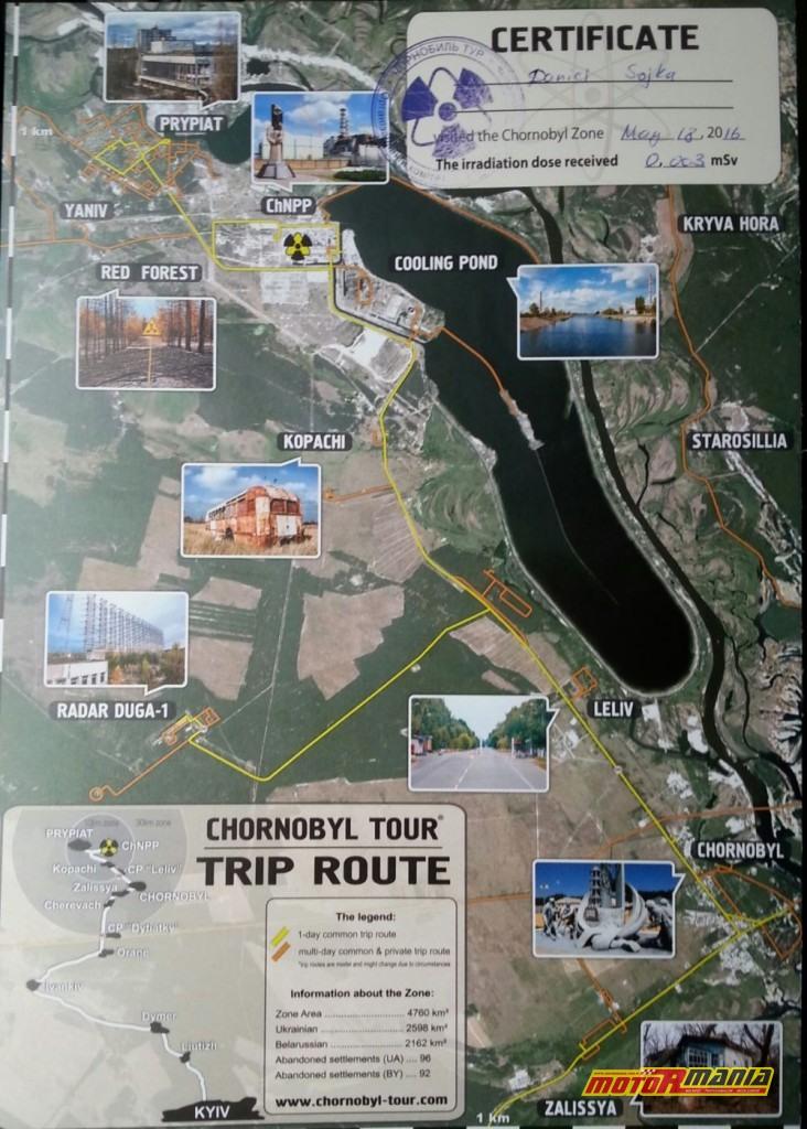 (32) Czarnobyl Tour 2016 na Hayabusie