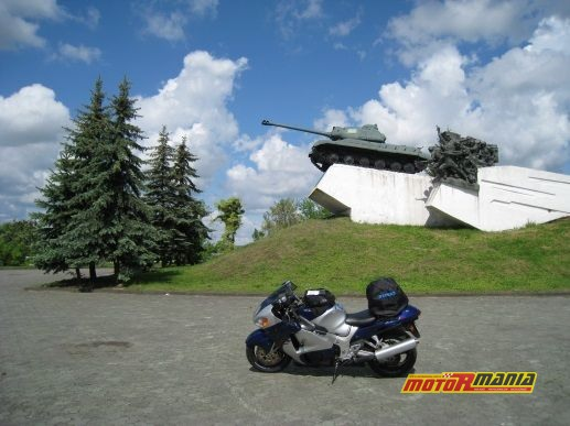 (9) Czarnobyl Tour 2016 na Hayabusie