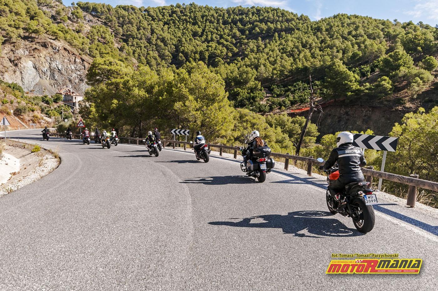 Hiszpania Malaga Marbella Ronda z MotoRmania w sezonie 2017 - zapraszamy (17)