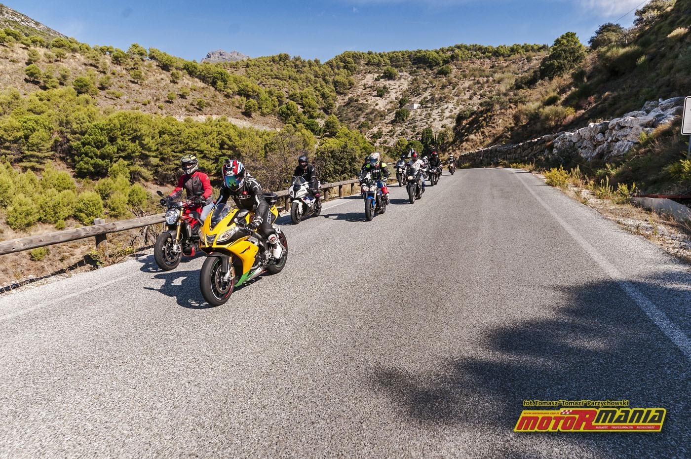 Hiszpania Malaga Marbella Ronda z MotoRmania w sezonie 2017 - zapraszamy (18)