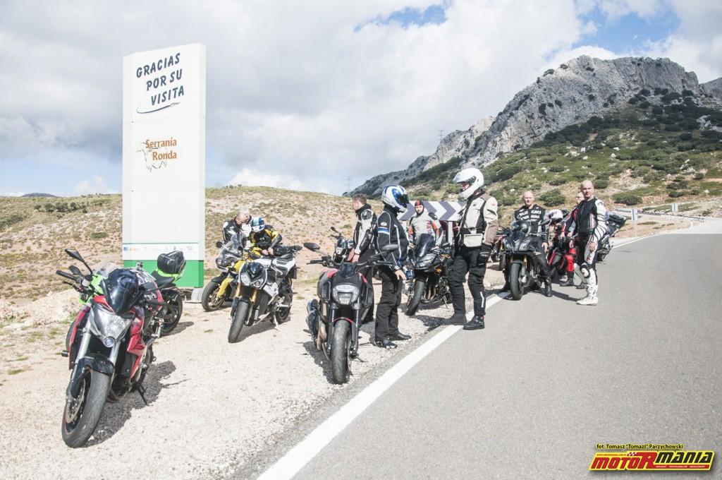 Hiszpania Malaga Marbella Ronda z MotoRmania w sezonie 2017 - zapraszamy (3)