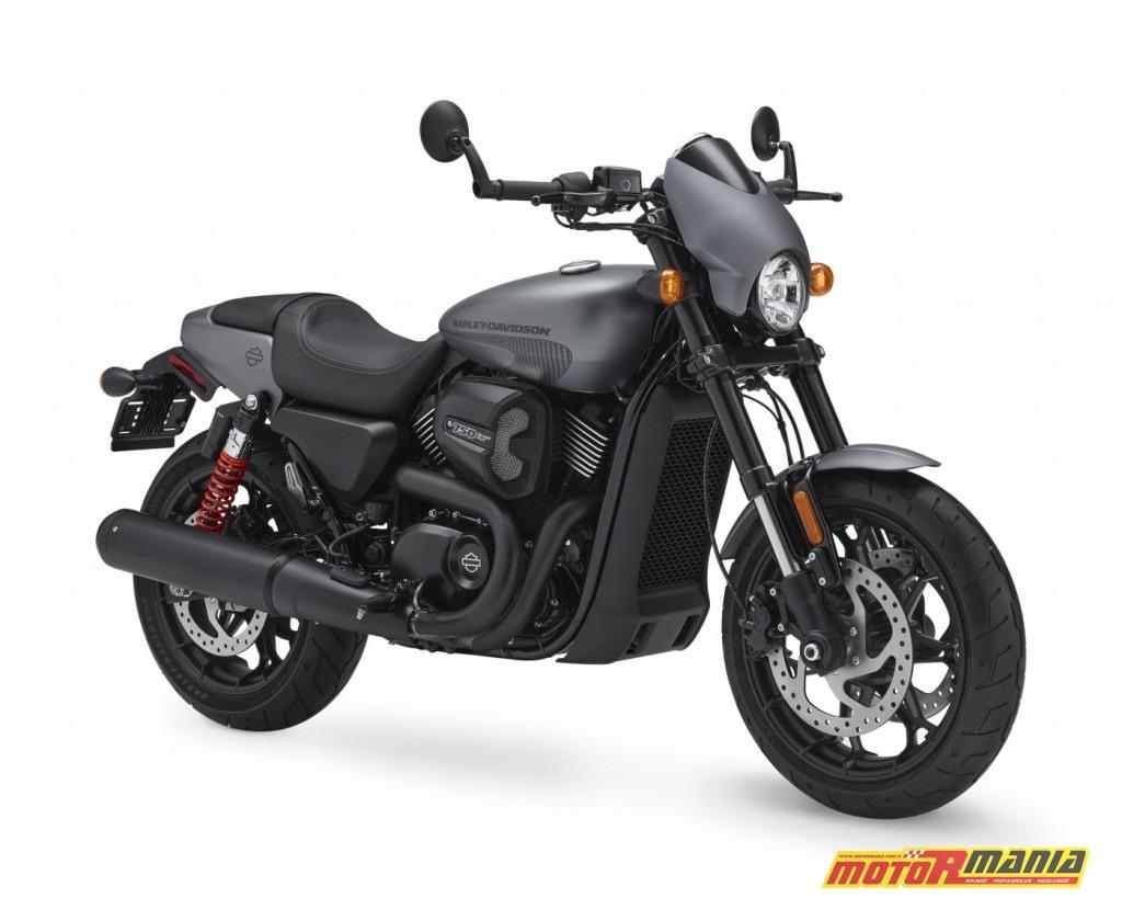 Street Rod 2017 Harley-Davidson (4)