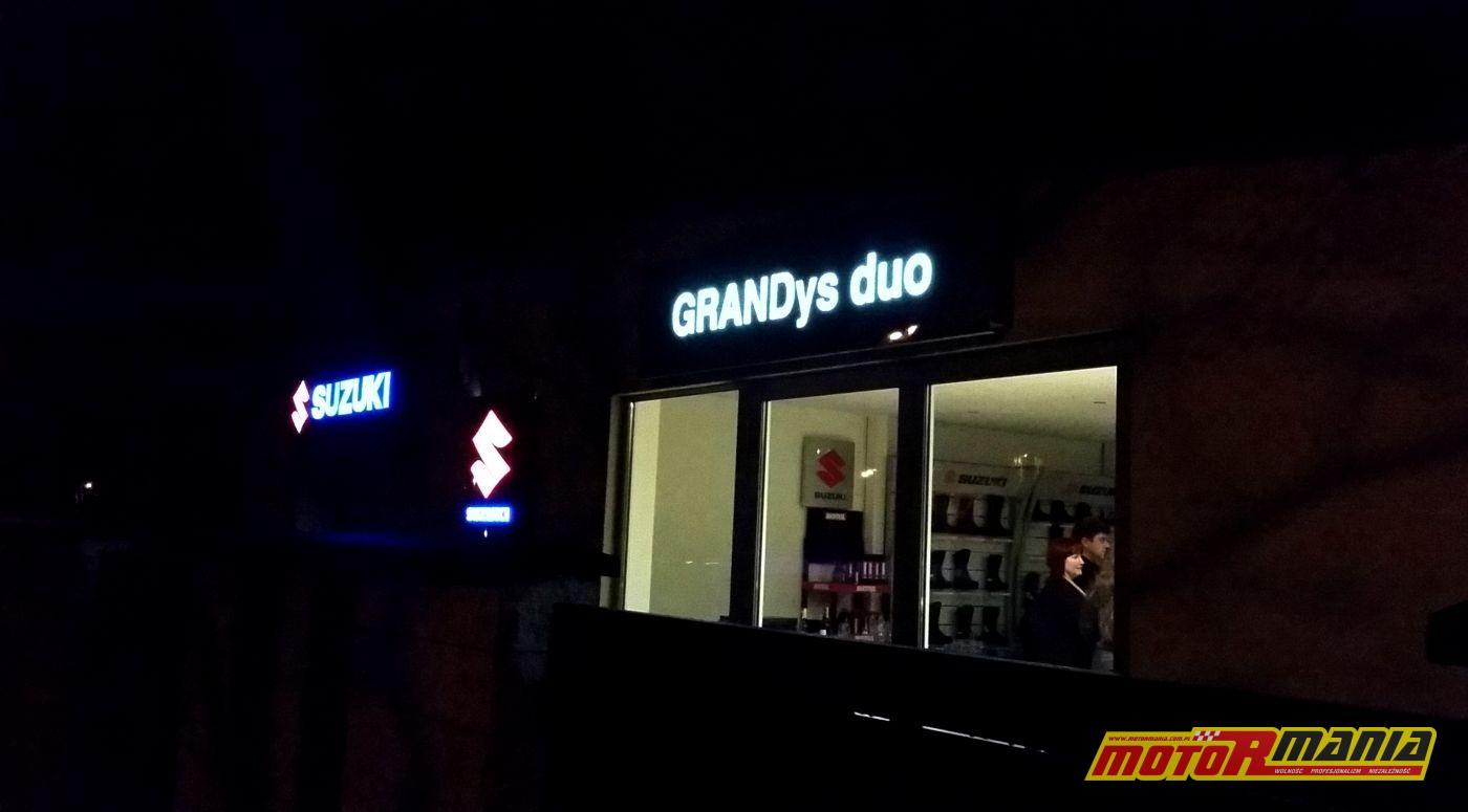 nowy salon i serwis suzuki grandys duo w �odzi