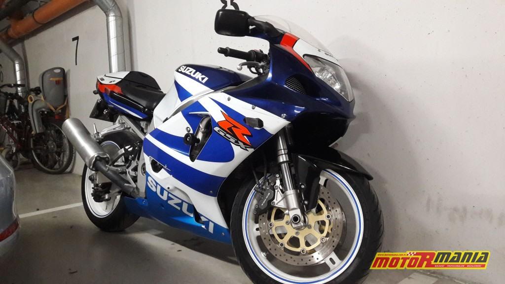 skradzione Suzuki GSX-R750 rok 2000 vin JS1BD111200104162