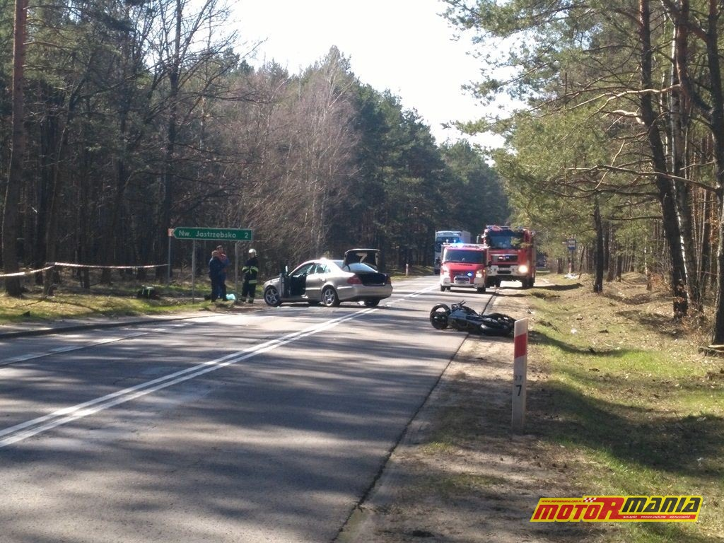 smiertelny wypadek nowy tomysl cbr600rr mercedes - fot naszawielkopolska_pl (1)