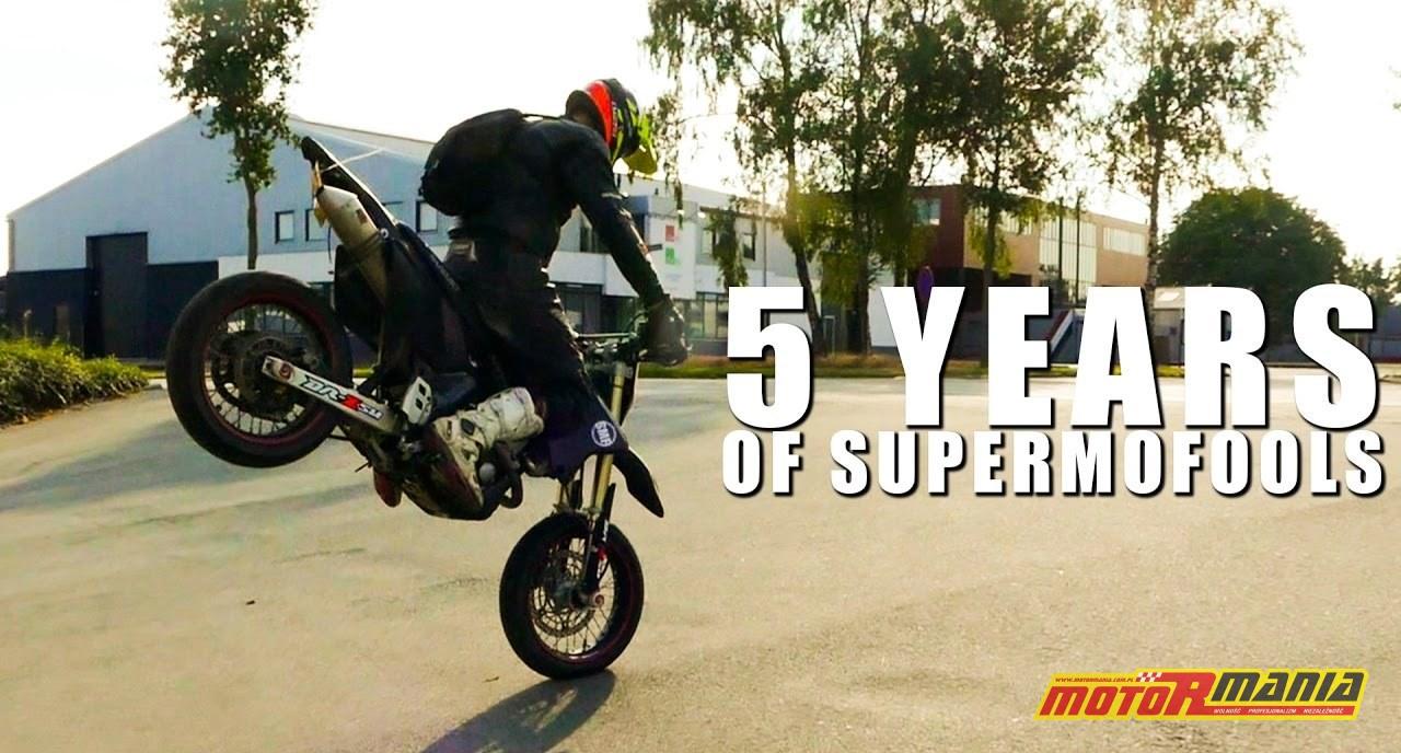 5 lat ekipy supermofools