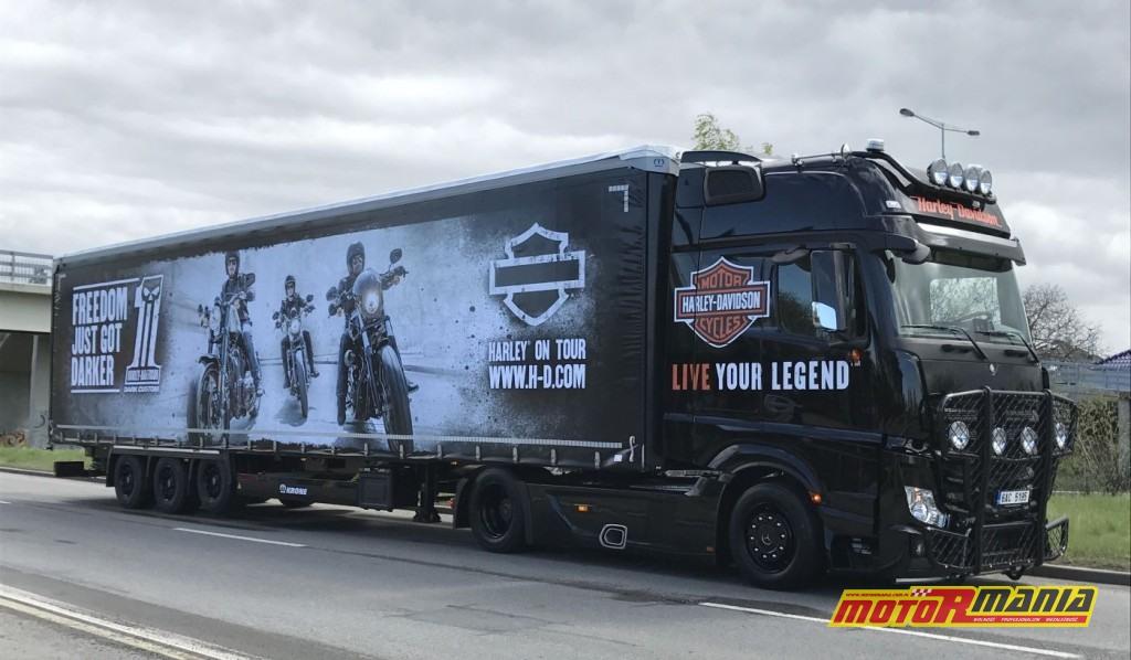Harley Davidson Freedom on Tour jazdy testowe Polska (2)